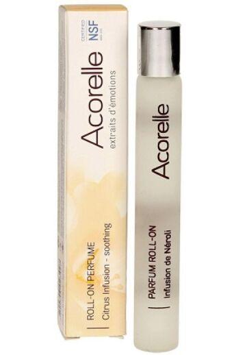 Acorelle Bio parfüm (EDP) Roll-on - Narancsvirág infúzió (Önbizalmat ad) 10ml
