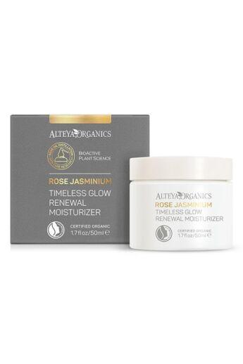 Alteya Organics Jázmin-Rózsa bőrmegújító arcápoló krém 50ml