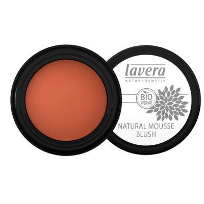Lavera Trend Sensitiv Natural Mousse Blush - soft cherry