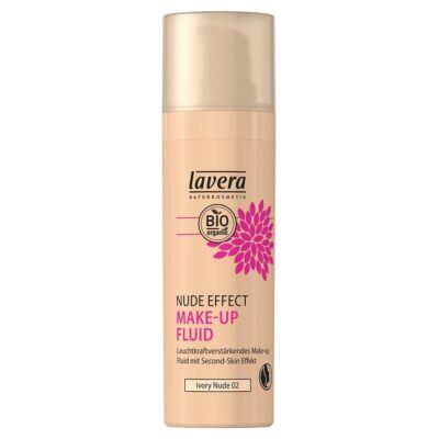 Lavera Nude Effect Make-up Fluid - ivory nude