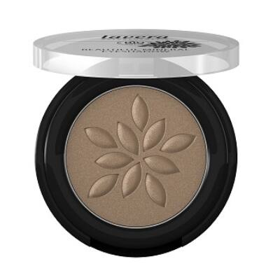 Lavera Beautiful Mineral Eyeshadow - shiny taupe