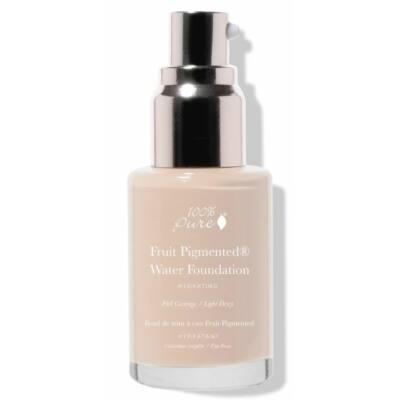 100% Pure Fruit Pigmented® Full Coverage Water Foundation - Neutral 1.0 30ml