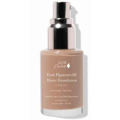 100% Pure Fruit Pigmented® Full Coverage Water Foundation - Neutral 3.0 30ml