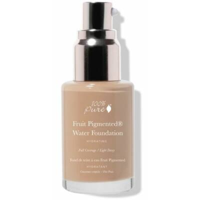 100% Pure Fruit Pigmented® Full Coverage Water Foundation - Olive 3.0 30ml