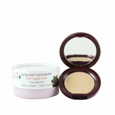 100% Pure Fruit Pigmented® Super Fruit Long Last Concealer - Creme 3g