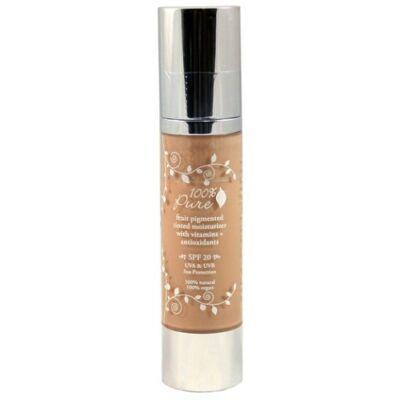 100% Pure Fruit Pigmented® Tinted Moisturizer - Golden Peach 50ml