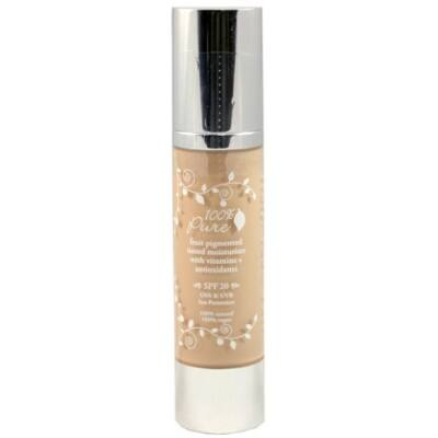 100% Pure Fruit Pigmented® Tinted Moisturizer - White Peach 50ml