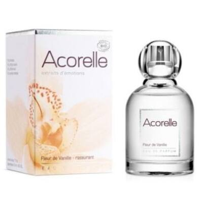 Acorelle Bio parfüm (EDP) - Vanília Virágzás (Önbizalmat ad) 50ml