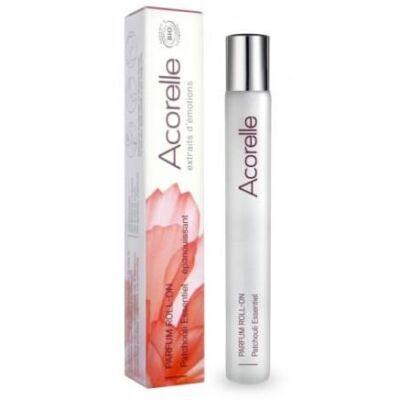 Acorelle Bio parfüm (EDP) Roll-on - Színtiszta Pacsuli (Jó közérzetet ad) 10ml