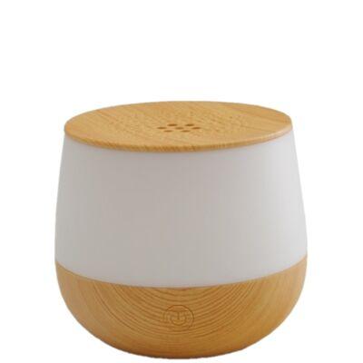 Airbi Lotus Aroma Diffuser - Light Wood
