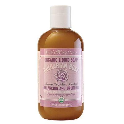 Alteya Organics Liquid Soap - Bulgarian Rose 250ml