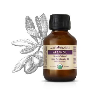 Alteya Organics Argan Oil (Argania spinosa) - organic 100ml
