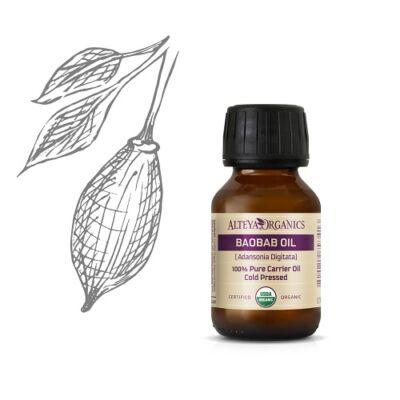 Alteya Organics Baobab Oil (Adansonia digitata) - organic 100ml