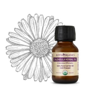 Alteya Organics Calendula Oil (Calendula officinalis) - organic 50ml