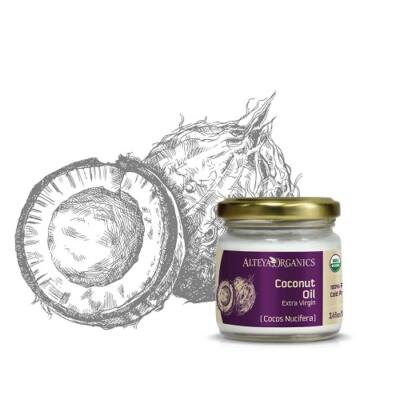 Alteya Organics Coconut Oil  (Cocos nucifera) - organic 100ml