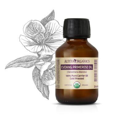 Alteya Organics Evening Primrose Oil (Oenothera biennis) - organic 100ml