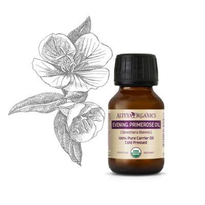 Alteya Organics Evening Primrose Oil (Oenothera biennis) - organic 50ml