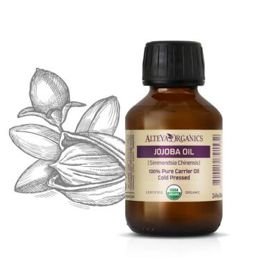 Alteya Organics Jojoba Oil (Simmondsia chinensis) - organic 100ml