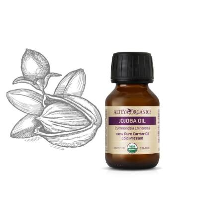 Alteya Organics Jojoba Oil (Simmondsia chinensis) - organic 50ml
