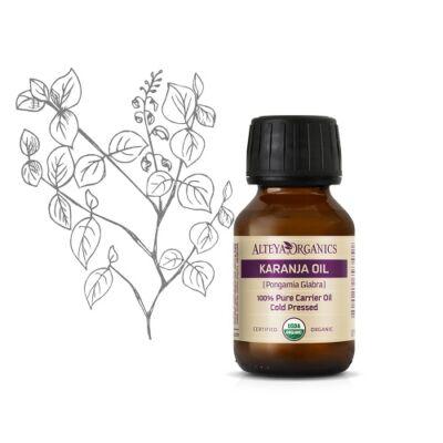 Alteya Organics Karanja Oil (Pongamia glabra) - organic 50ml