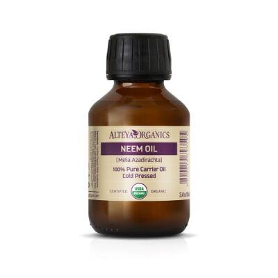 Alteya Organics Neem Oil (Melia azadirachta) - organic 100ml