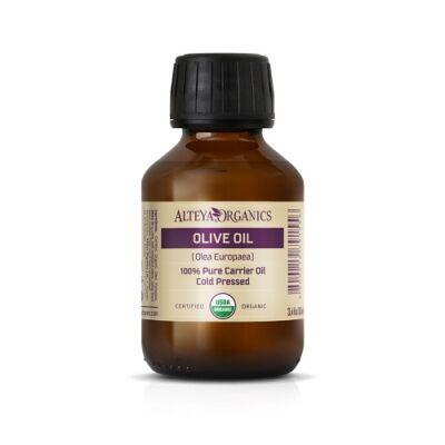 Alteya Organics Olive Oil (Olea europaea) - organic 100ml