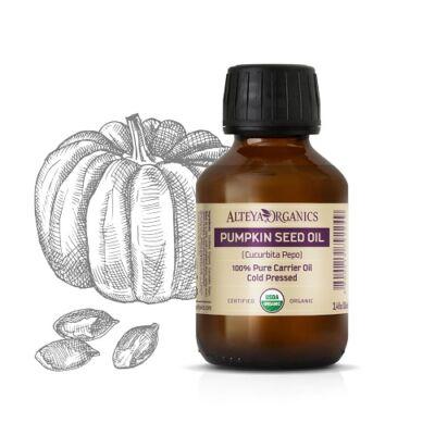 Alteya Organics Pumpkin Seed Oil (Cucurbita pepo) - organic 100ml