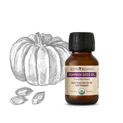Alteya Organics Pumpkin Seed Oil (Cucurbita pepo) - organic 50ml