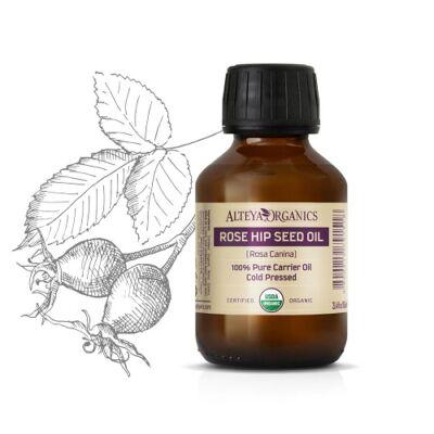 Alteya Organics Rosehip Oil (Rosa canina) - organic 100ml