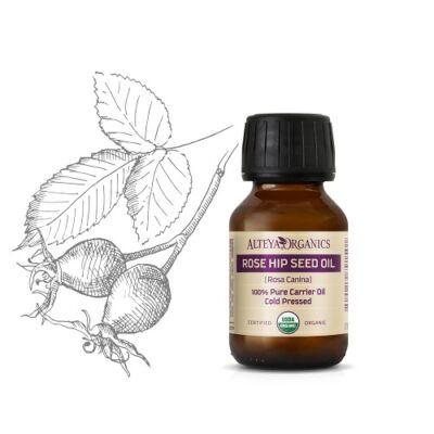Alteya Organics Rosehip Oil (Rosa canina) - organic 50ml
