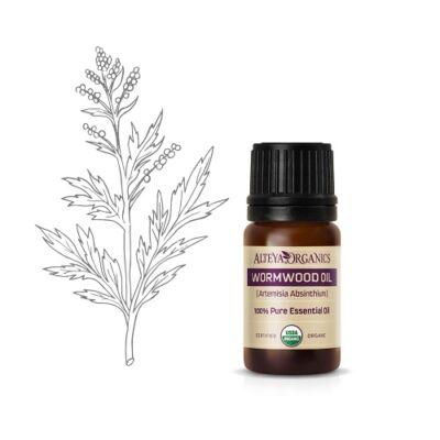 Alteya Organics Wormwood (Artemisia absinthium) Essential Oil - organic 5ml
