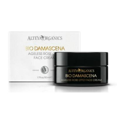 Alteya Organics Rose Otto Ageless Face Cream 50ml