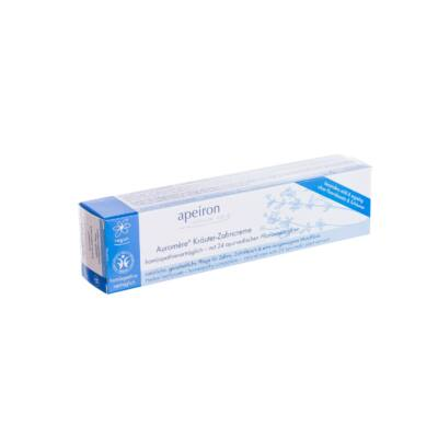 Apeiron Auromère Herbal-Toothpaste - homeopathy compatible 75ml
