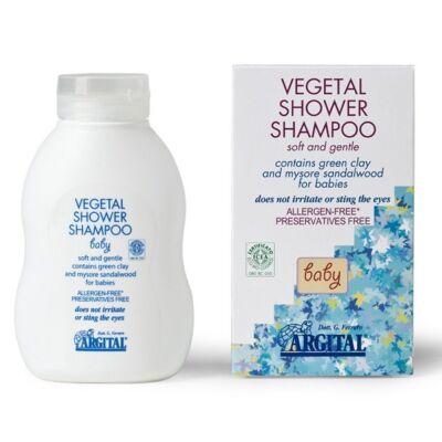 Argital Allergen Free Vegetal Shampoo and Bodywash with Mysore Sandalwood 250ml