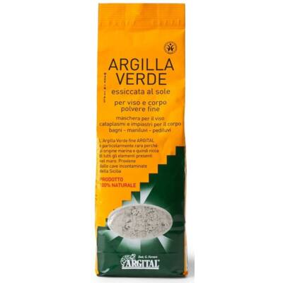Argital Fine Green Clay 1000g