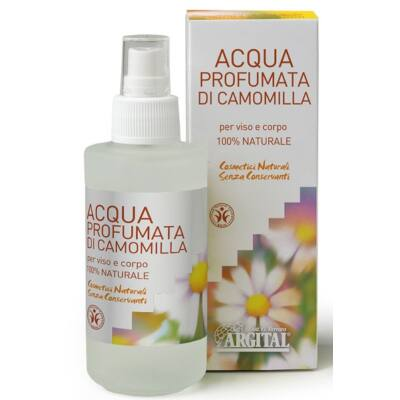 Argital Chamomile Floral Water 125ml