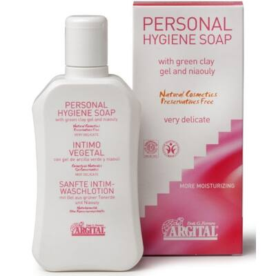 Argital Intimate Wash with Niaouly and Green Clay Gel 250ml