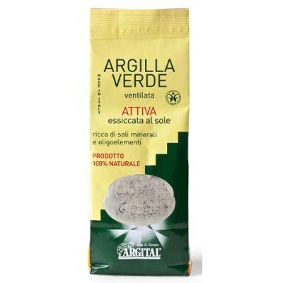 Argital Ventilated Activated Green Clay 500g