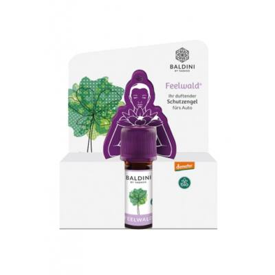 "Baldini Organic Car Air Freshener - ""Forest"" 5ml"