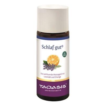 Baldini Taoasis Sleep Well Organic Massage Oil 50ml