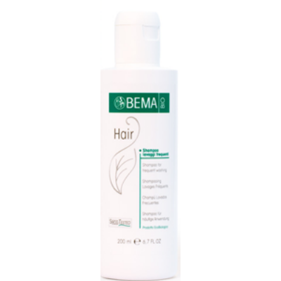 Bema Organic Shampoo for Frequent Washing 200ml
