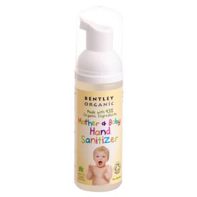 Bentley Organic Mother and Baby Hand Sanitizer 50ml