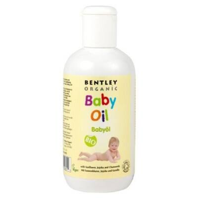 Bentley Organic Baby Oil 250ml
