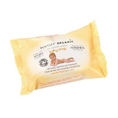 Bentley Organic Baby Soap 125g
