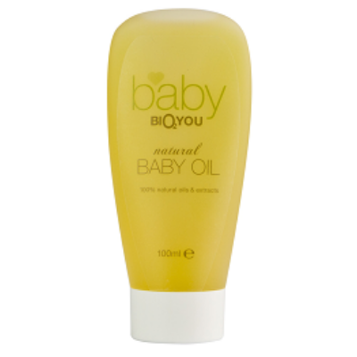 Bio2You Seabuckthorn Baby Oil 100ml