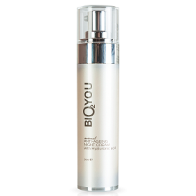 Bio2You Anti-Ageing Night Cream with Hyaluronic Acid 50ml