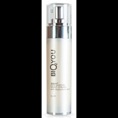 Bio2You Anti-Ageing Night Cream with Hyaluronic Acid 50ml