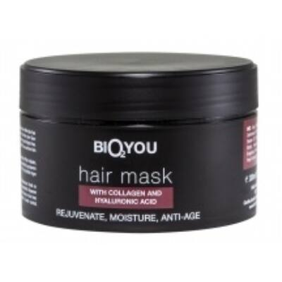 Bio2You Natural Hair Mask with Collagen and Hyaluronic Acid 200ml