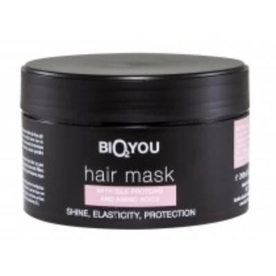 Bio2You Natural Hair Mask with Silk Proteins and Amino Acids 200ml