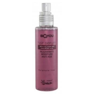 Bio2You Leave-In Natural Hair Serum with Collagen and Hyaluronic Acid 100ml